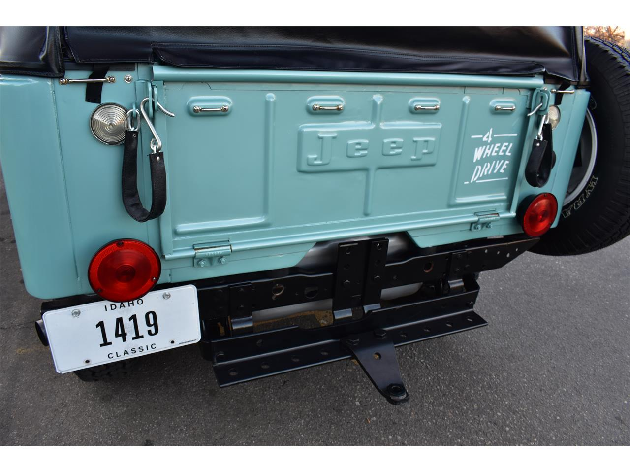Large Picture of Classic '70 CJ5 - $18,900.00 Offered by Ross's Valley Auto Sales - PH4A