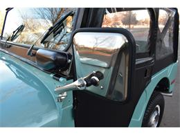 Picture of 1970 CJ5 located in Boise Idaho Offered by Ross's Valley Auto Sales - PH4A