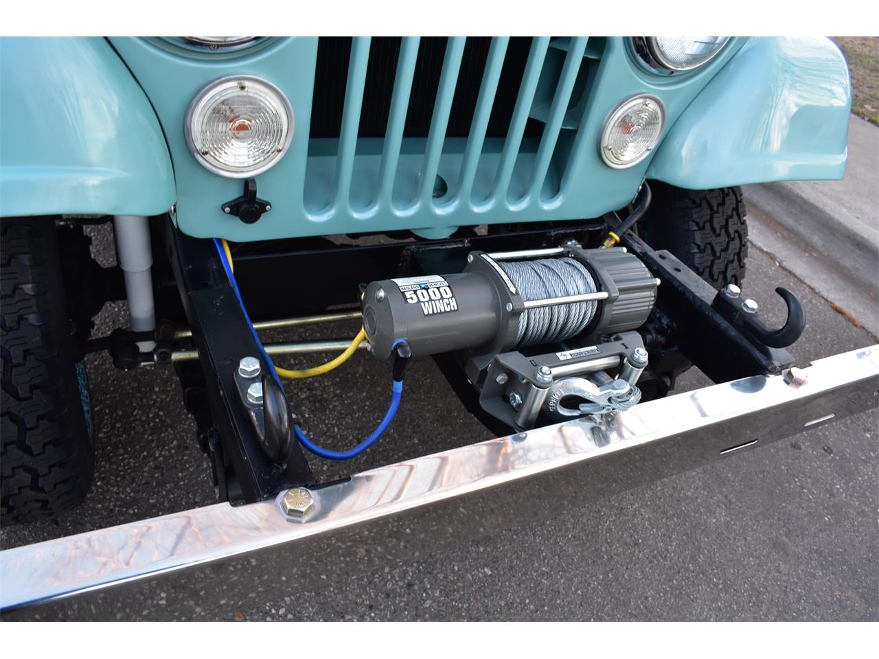 Large Picture of '70 CJ5 - PH4A