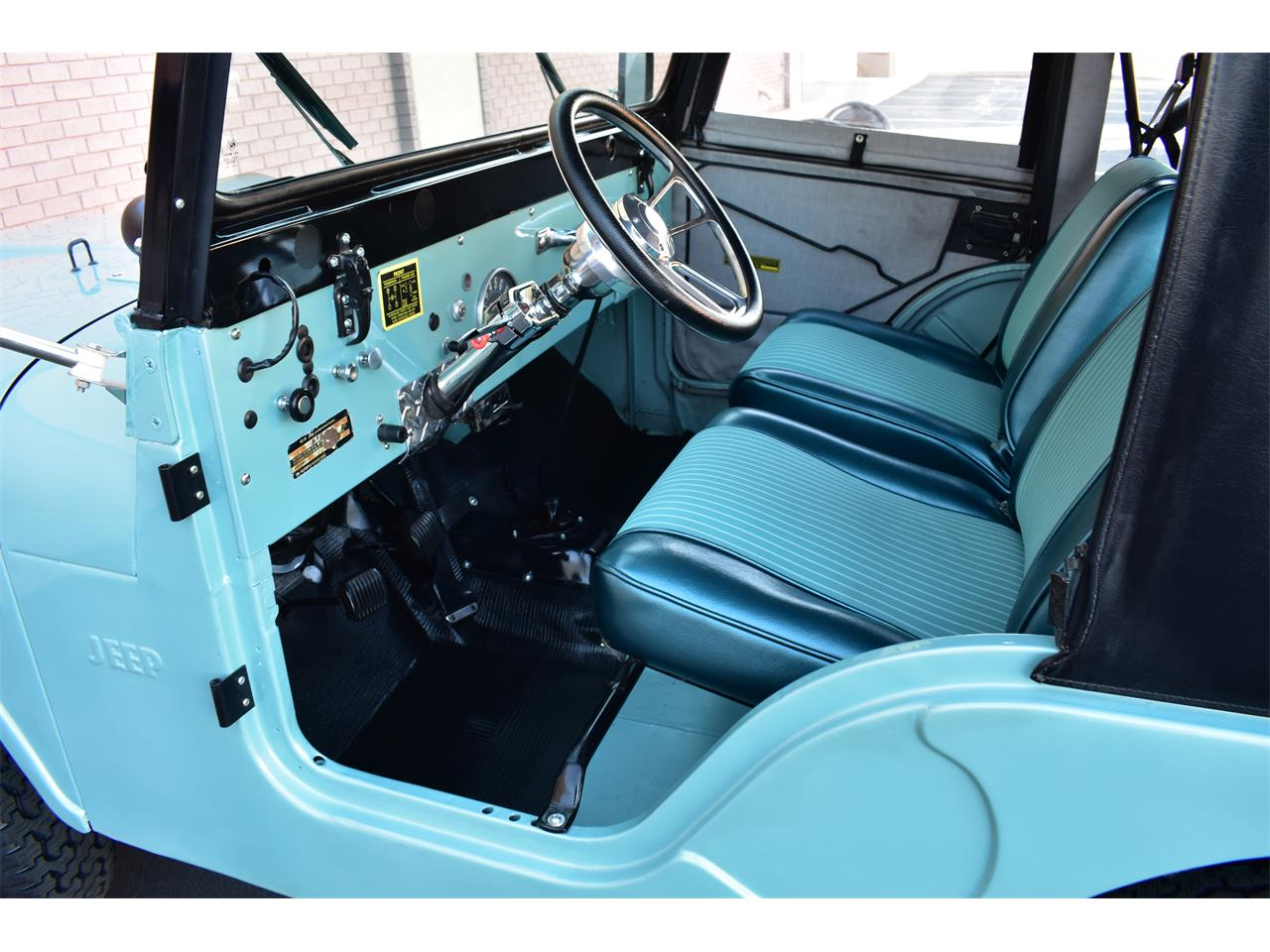 Large Picture of '70 Jeep CJ5 Offered by Ross's Valley Auto Sales - PH4A