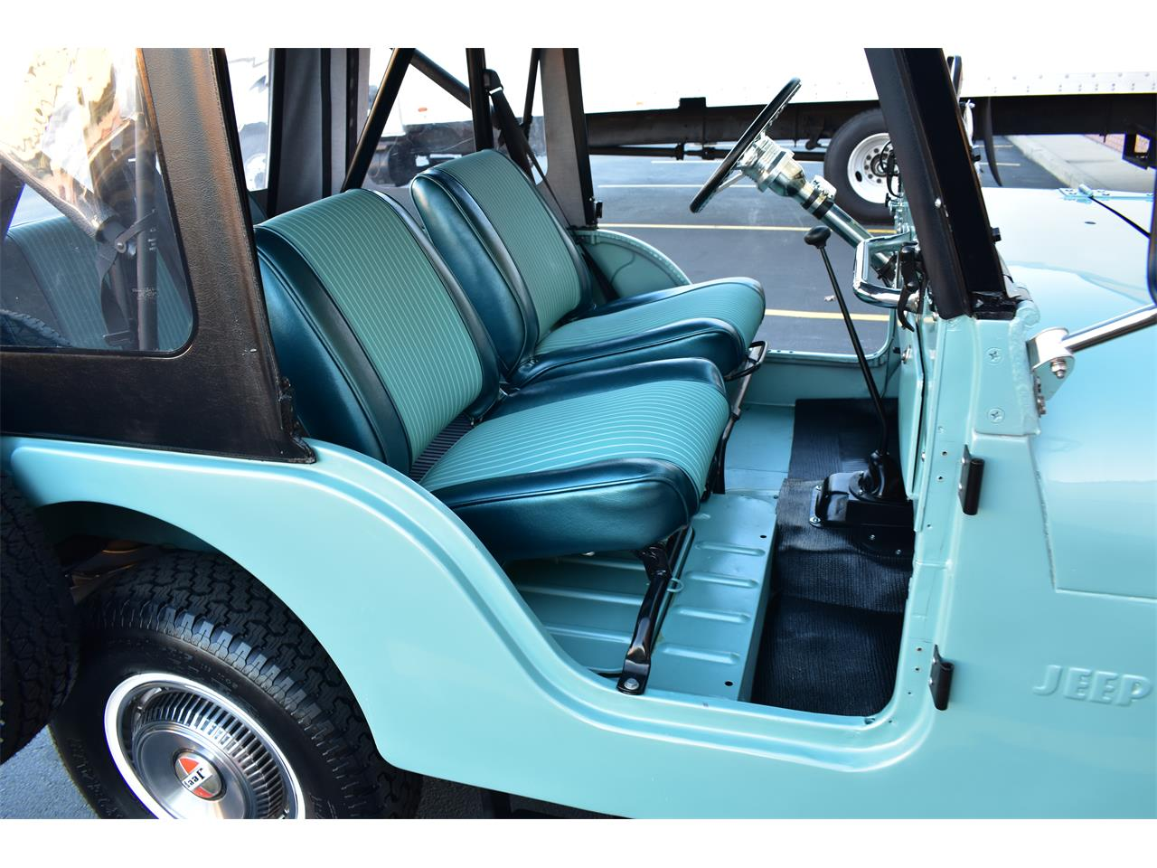 Large Picture of Classic '70 Jeep CJ5 located in Idaho - PH4A