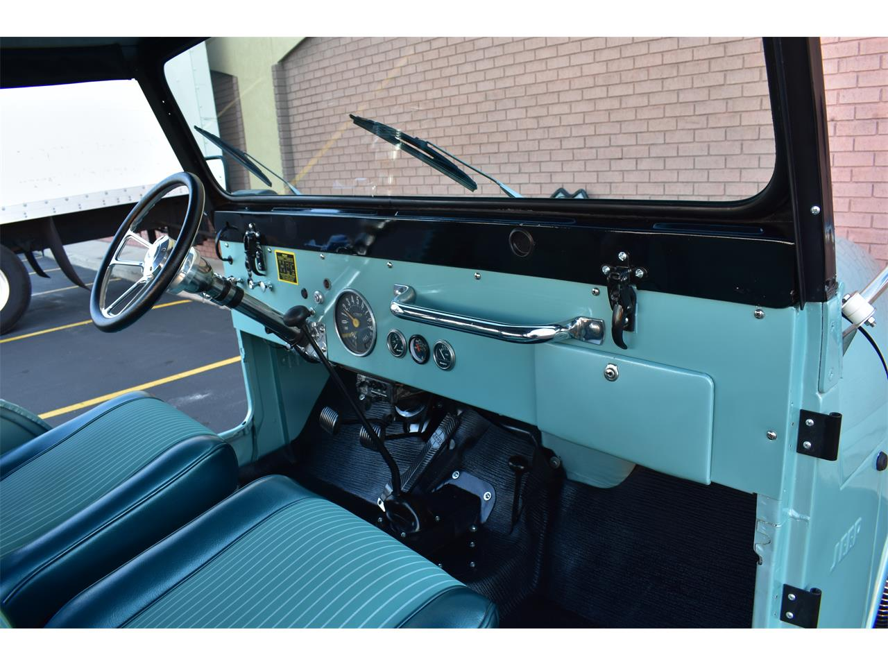 Large Picture of Classic 1970 Jeep CJ5 located in Boise Idaho - PH4A