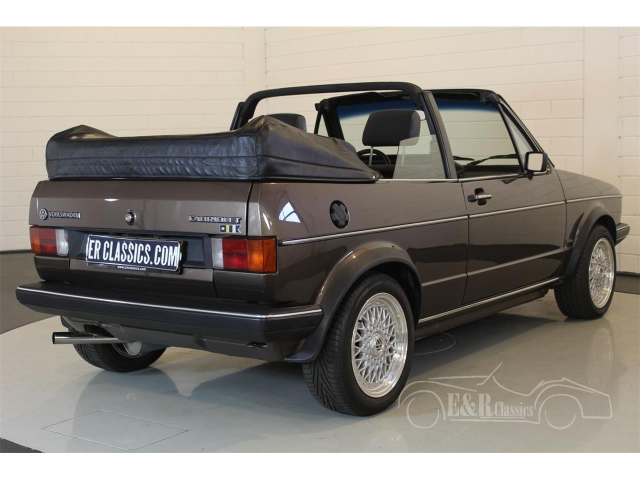 Large Picture of '84 Volkswagen Golf Offered by E & R Classics - PH4B
