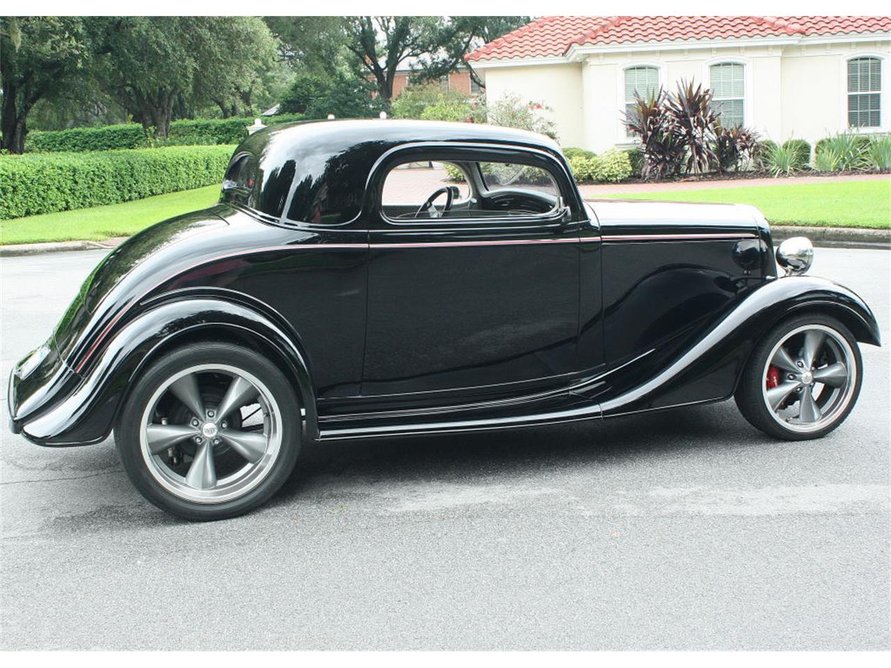 Large Picture of Classic 1934 Chevrolet Hot Rod located in Lakeland Florida - $39,500.00 - PH4O