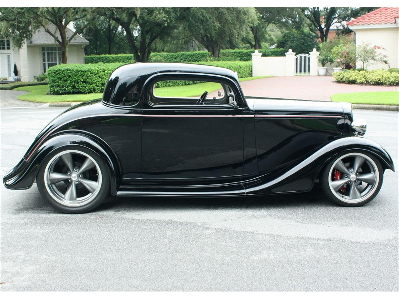 Large Picture of 1934 Hot Rod located in Florida - $39,500.00 Offered by MJC Classic Cars - PH4O