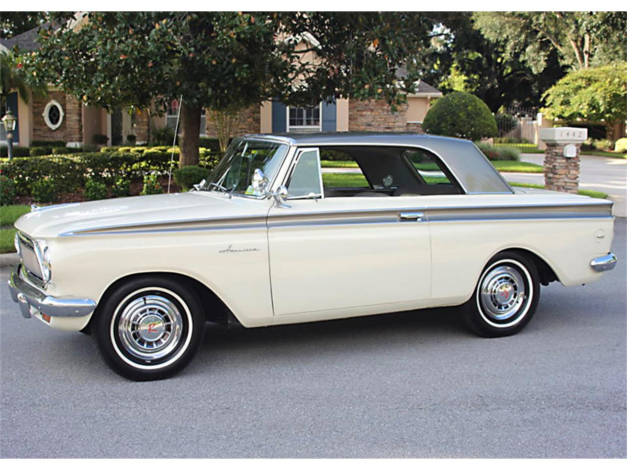 Large Picture of Classic '63 Rambler - PH4P