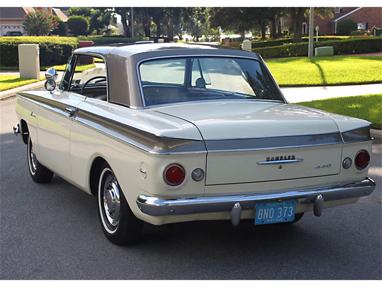 Large Picture of '63 AMC Rambler located in Lakeland Florida Offered by MJC Classic Cars - PH4P
