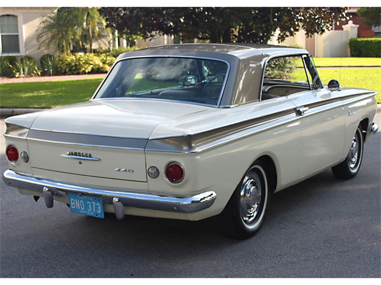 Large Picture of Classic '63 Rambler located in Florida Offered by MJC Classic Cars - PH4P