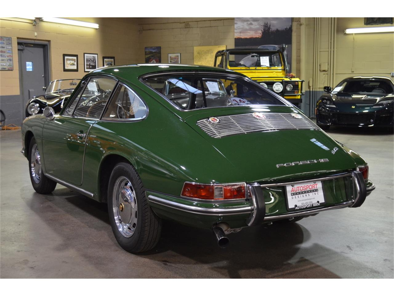 Large Picture of Classic '66 Porsche 912 located in Huntington Station New York - $79,500.00 Offered by Autosport Designs Inc - PH4V