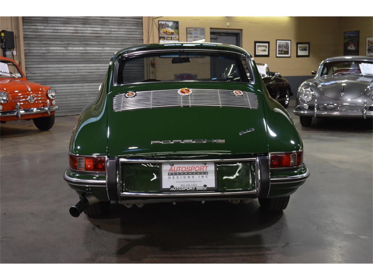 Large Picture of 1966 Porsche 912 located in New York Offered by Autosport Designs Inc - PH4V