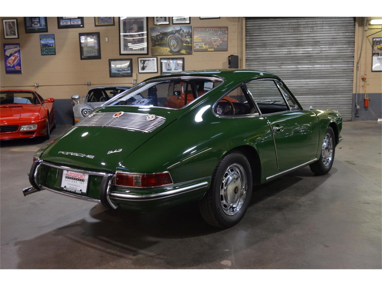 Large Picture of 1966 Porsche 912 - PH4V