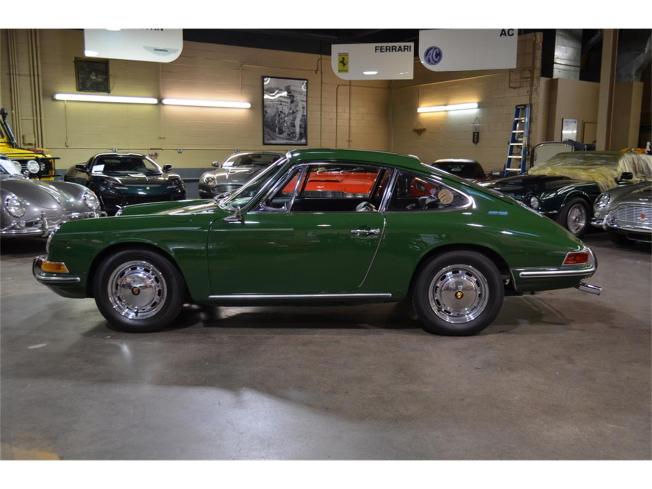 Large Picture of 1966 Porsche 912 located in Huntington Station New York Offered by Autosport Designs Inc - PH4V