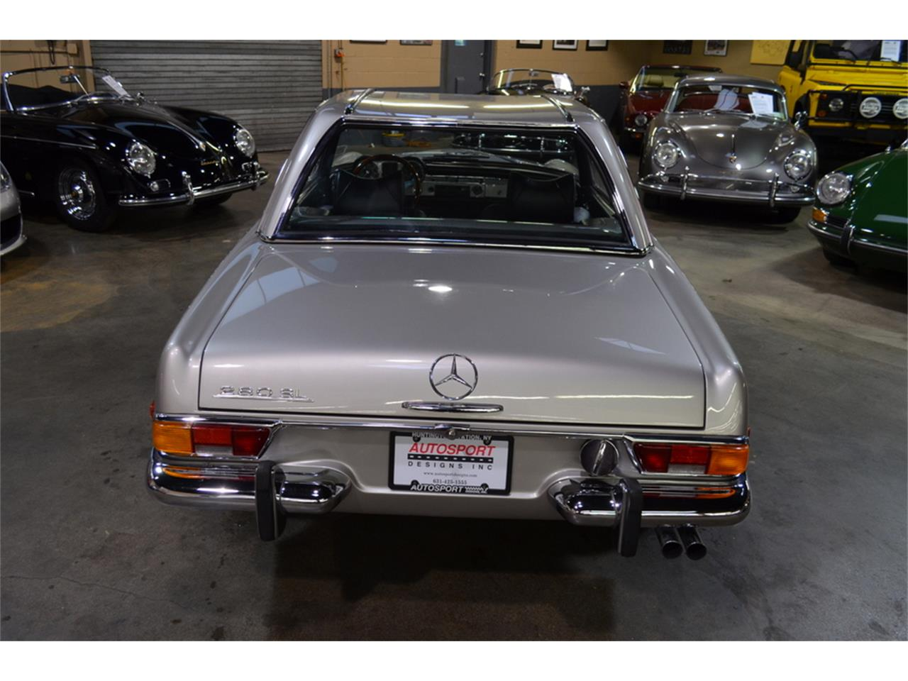 Large Picture of '71 280SL - PH4Y