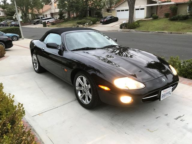 Picture of 2003 XK8 Auction Vehicle Offered by  - PB5Q