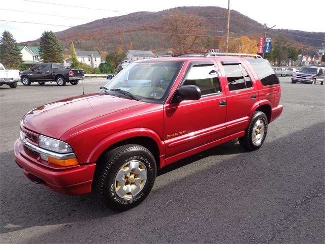 Picture of 2001 Chevrolet Trailblazer located in MILL HALL Pennsylvania - $13,995.00 Offered by  - PH5A
