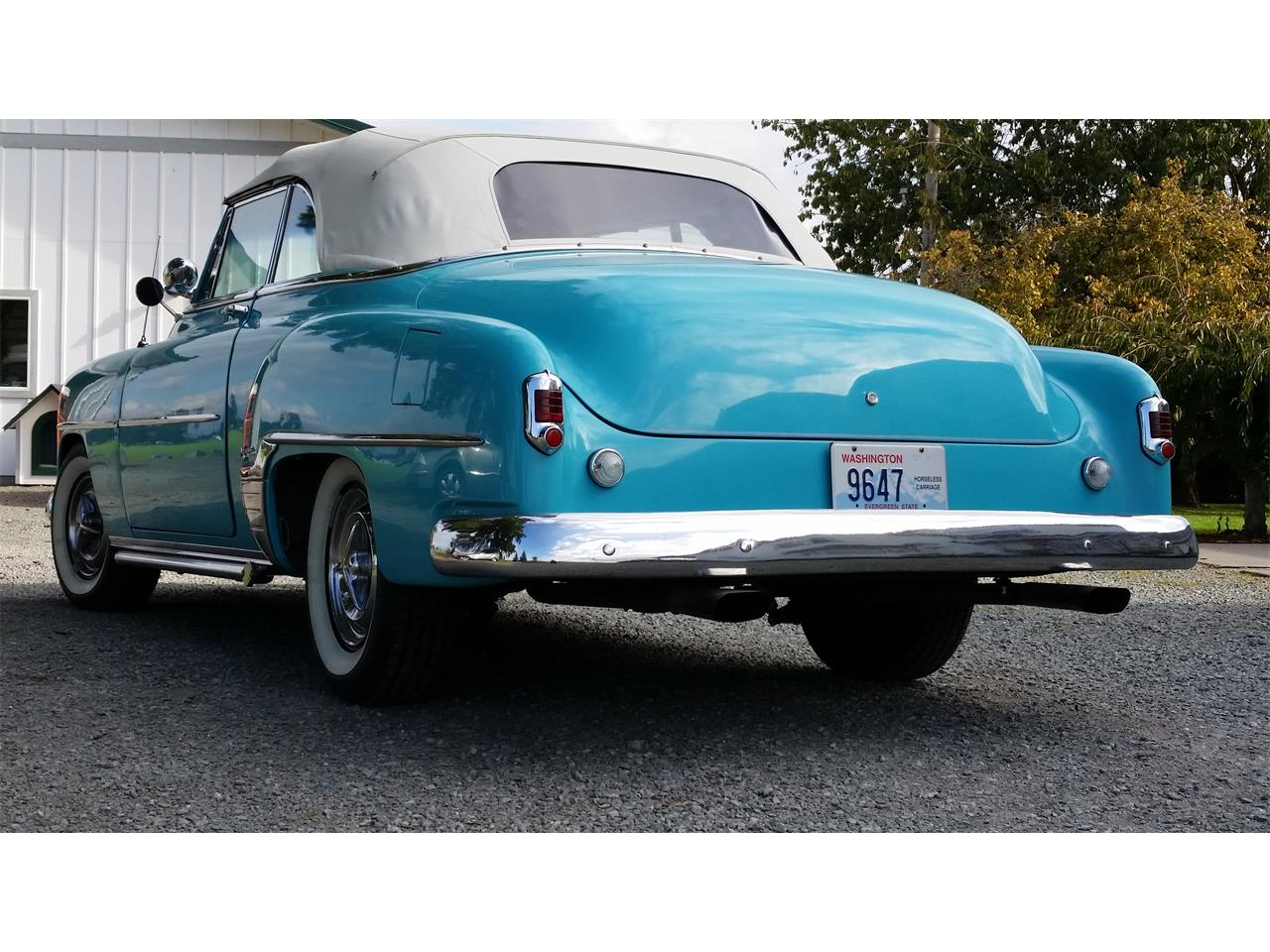 Large Picture of '52 Convertible - PH5Y