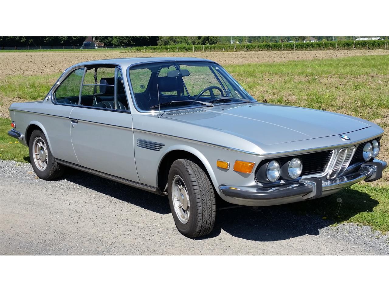 Bmw 3.0 Cs For Sale >> For Sale 1972 Bmw 3 0cs In Carnation Washington