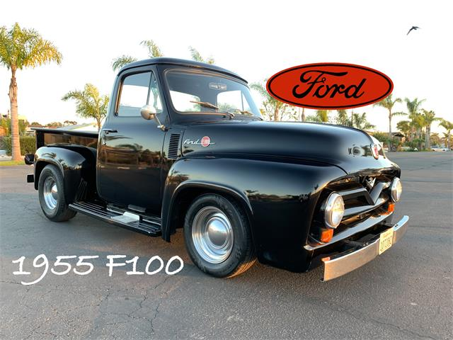 Picture of '55 Ford F100 Offered by a Private Seller - PH63
