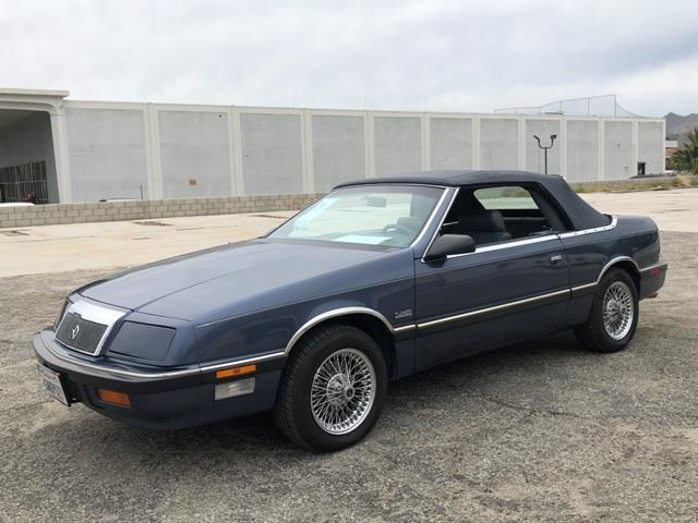 Picture of '89 LeBaron - PB5U