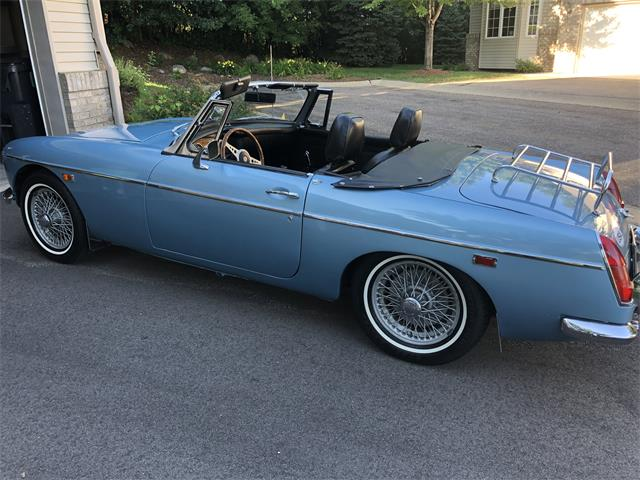 Picture of 1969 MGB Offered by a Private Seller - PH6C