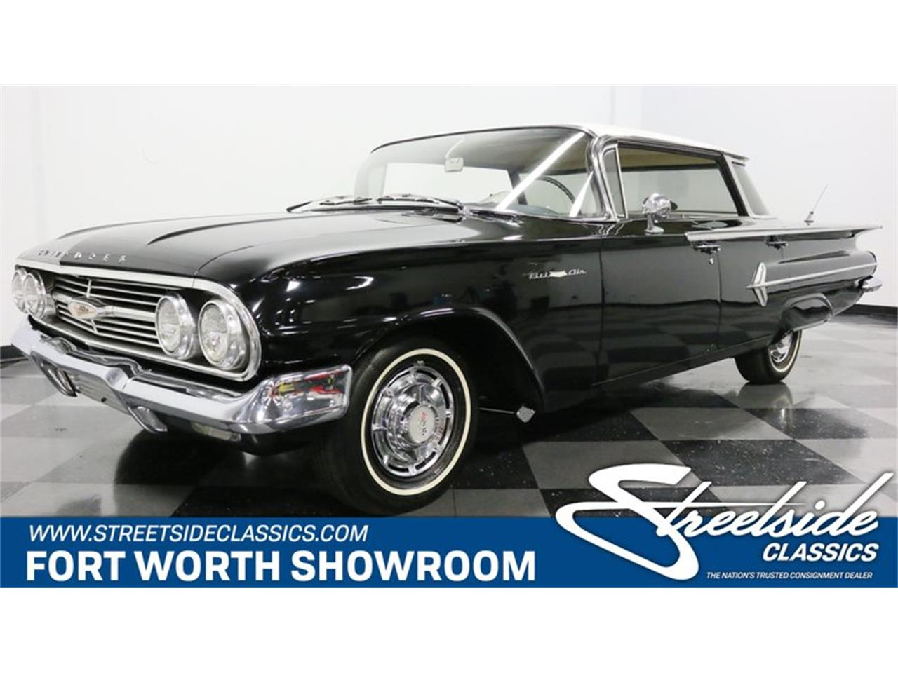 Large Picture of Classic '60 Chevrolet Bel Air Offered by Streetside Classics - Dallas / Fort Worth - PH6I