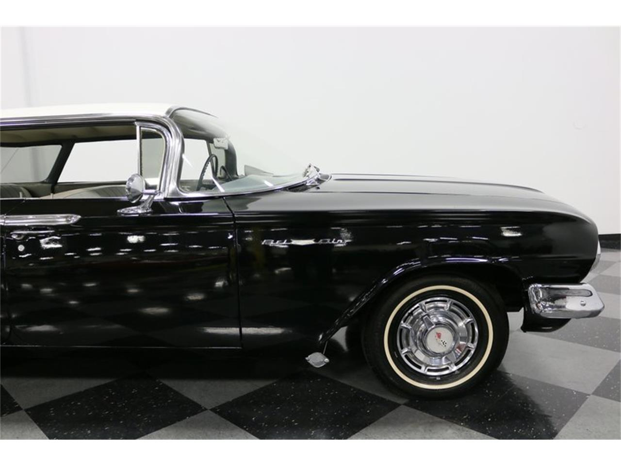 Large Picture of Classic '60 Chevrolet Bel Air located in Ft Worth Texas Offered by Streetside Classics - Dallas / Fort Worth - PH6I