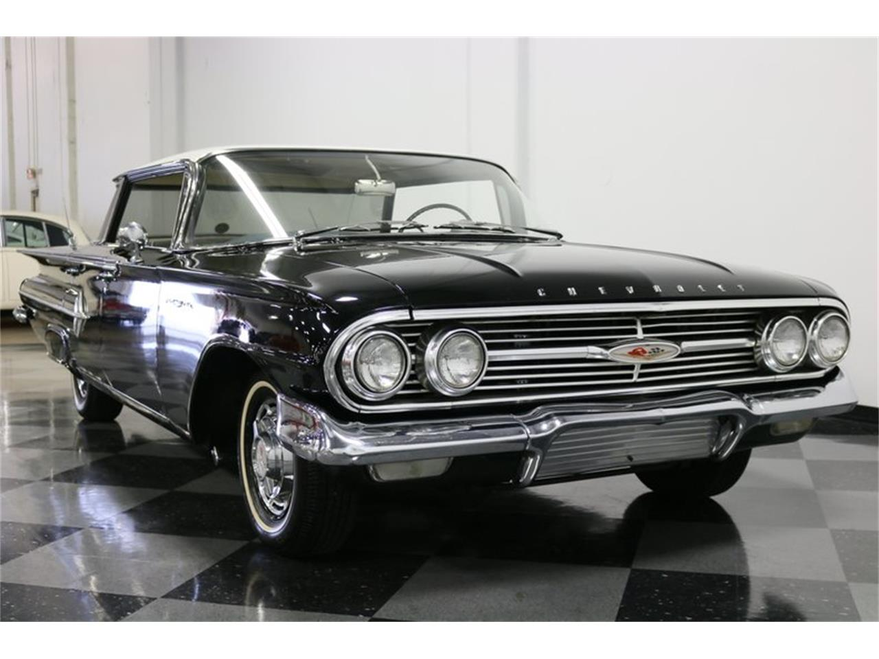 Large Picture of 1960 Chevrolet Bel Air located in Ft Worth Texas Offered by Streetside Classics - Dallas / Fort Worth - PH6I