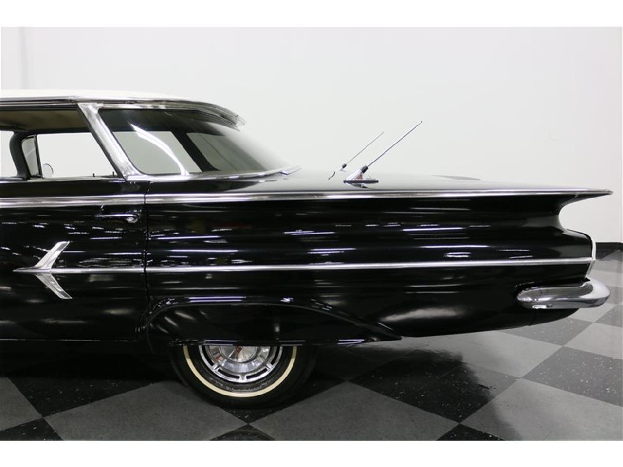 Large Picture of Classic 1960 Chevrolet Bel Air located in Ft Worth Texas - $25,995.00 Offered by Streetside Classics - Dallas / Fort Worth - PH6I
