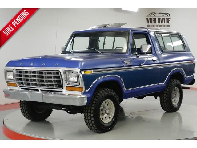 Picture of '78 Ford Bronco - PH6J