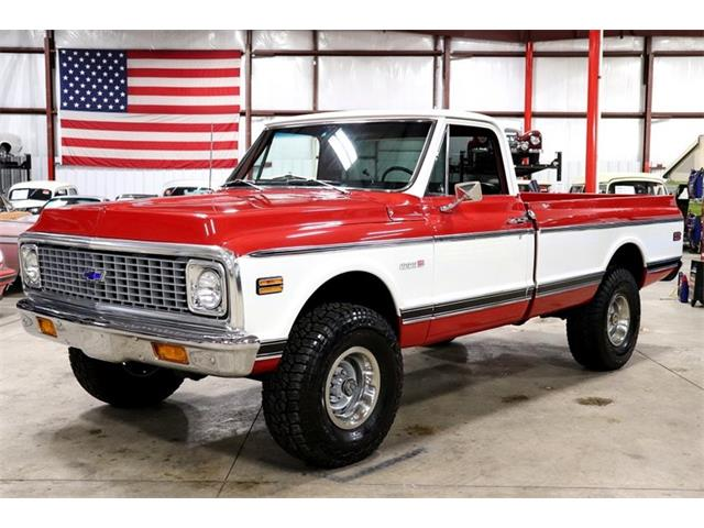 Picture of Classic 1972 K-10 - $37,900.00 - PH6P