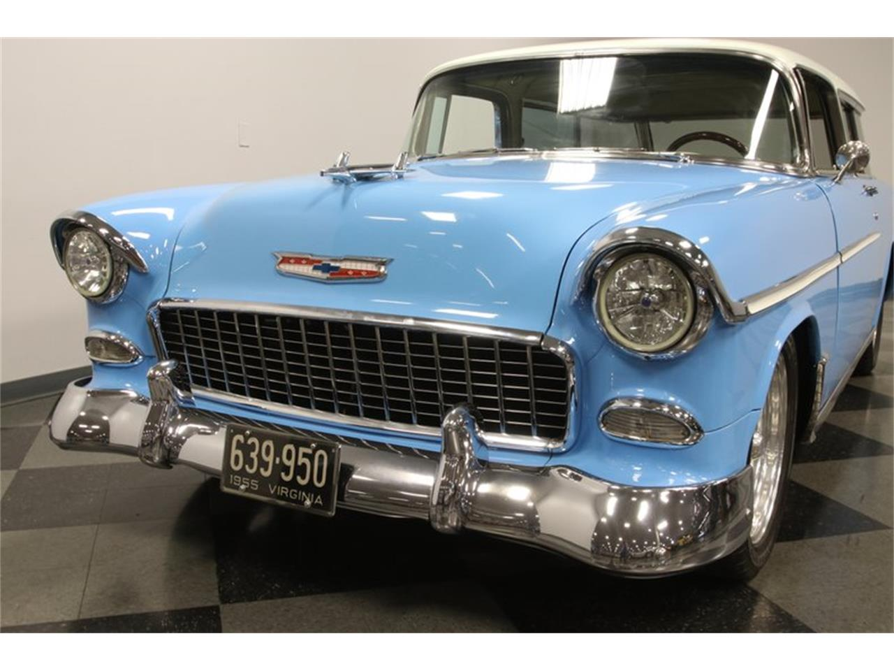 Large Picture of '55 Bel Air - PH6Q
