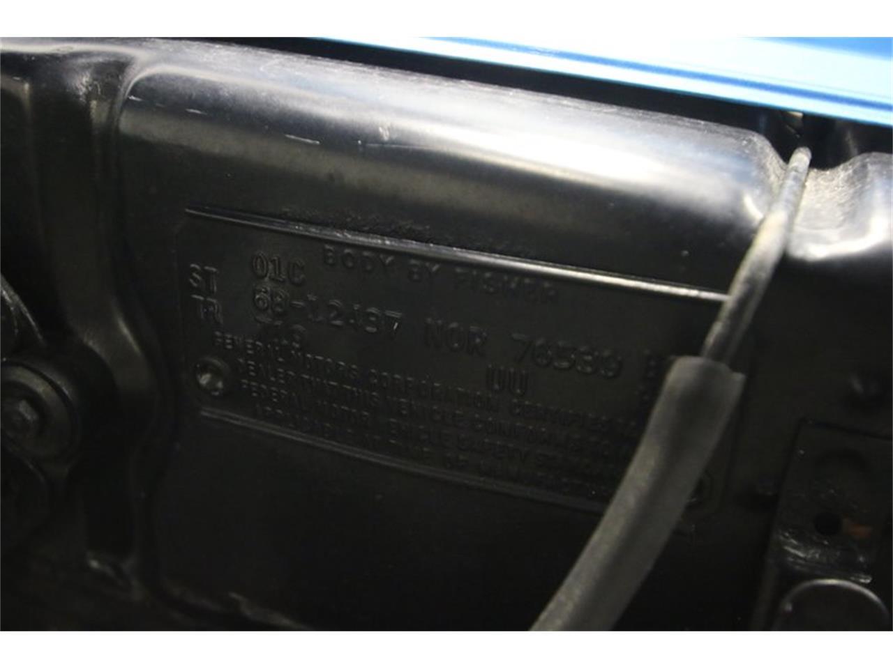 Large Picture of '68 Camaro - PH78
