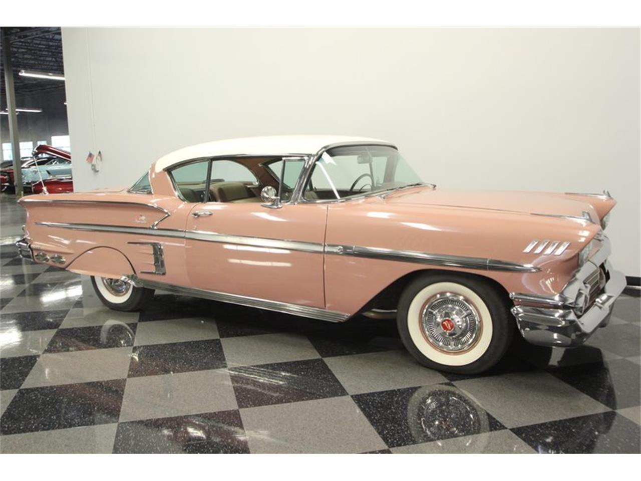 Large Picture of '58 Impala - PH79
