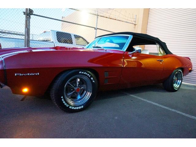 Picture of '69 FIREBIRD CVTBLE located in Palm Springs California Offered by  - PB5Y