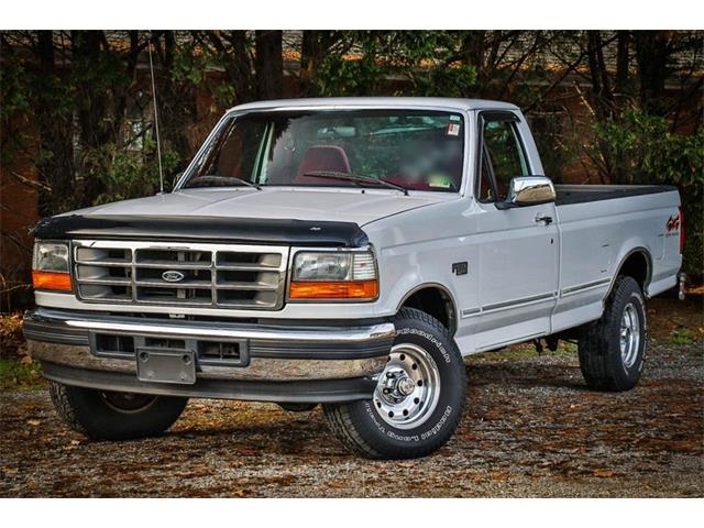 Picture of 1996 Ford F150 Auction Vehicle - PH7P