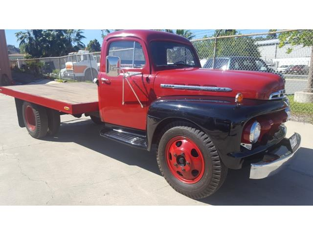 Picture of 1951 Ford F5 FLATBED located in California - PB5Z