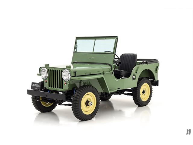 Picture of Classic '46 Willys Overland CJ-2A - $39,500.00 - PH7X