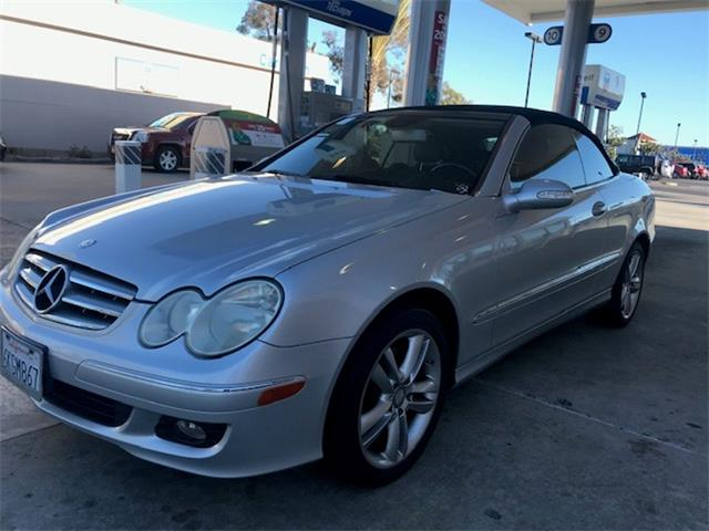 Picture of 2008 MERCEDES BENZ CLK 350 CABRIOLET located in California Auction Vehicle - PB61