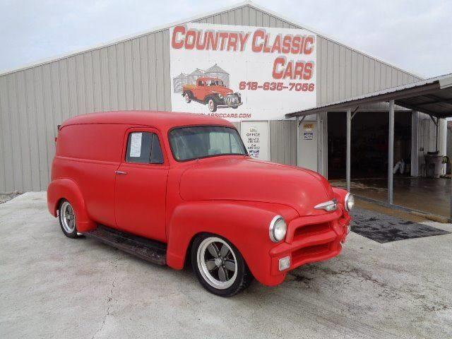 Picture of 1954 Panel Truck - $19,850.00 Offered by  - PH8D