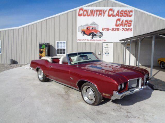 Picture of Classic 1972 Oldsmobile Cutlass located in Illinois Offered by  - PH8I