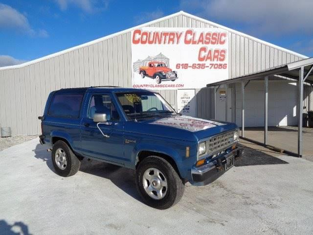 Picture of 1988 Ford Bronco II located in Illinois - $8,850.00 Offered by  - PH8N