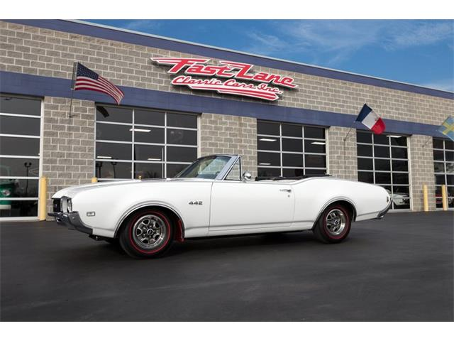Picture of Classic 1968 Oldsmobile 442 - $74,995.00 Offered by  - PH8S