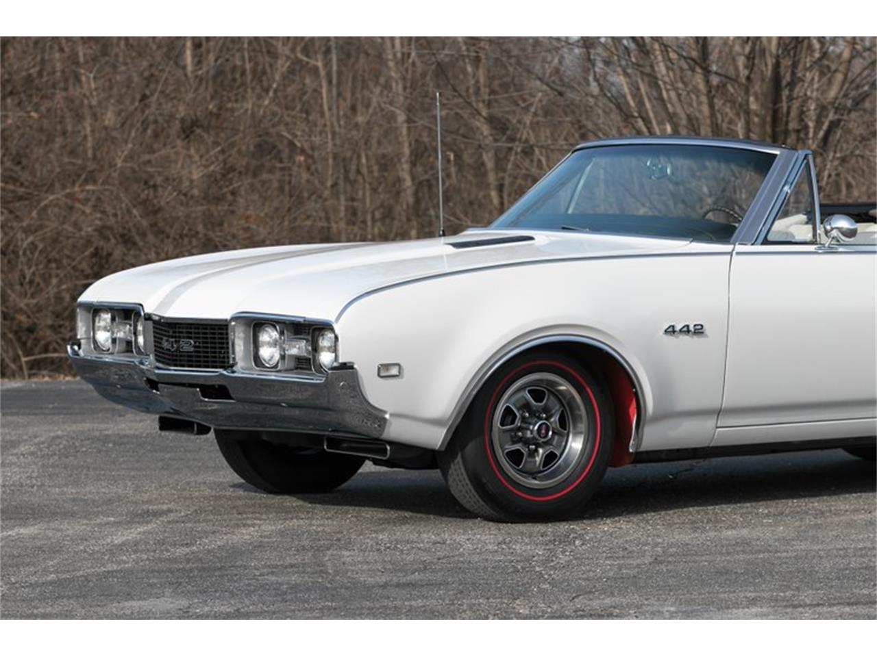 Large Picture of Classic '68 Oldsmobile 442 - $74,995.00 Offered by Fast Lane Classic Cars Inc. - PH8S