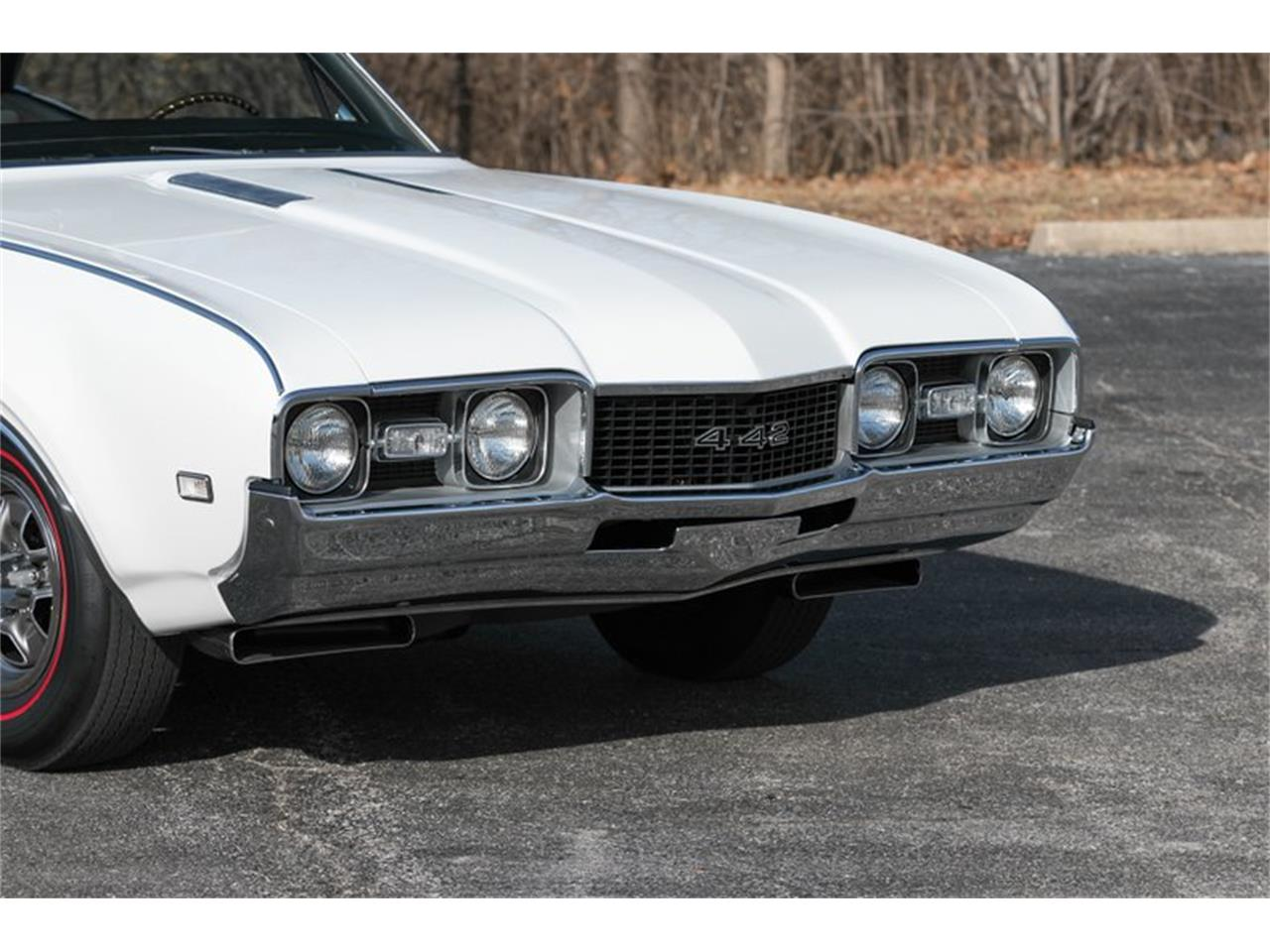 Large Picture of '68 Oldsmobile 442 - PH8S