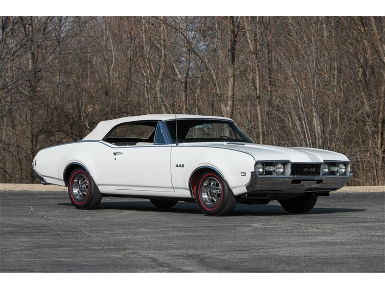 Large Picture of 1968 Oldsmobile 442 located in Missouri - $74,995.00 Offered by Fast Lane Classic Cars Inc. - PH8S