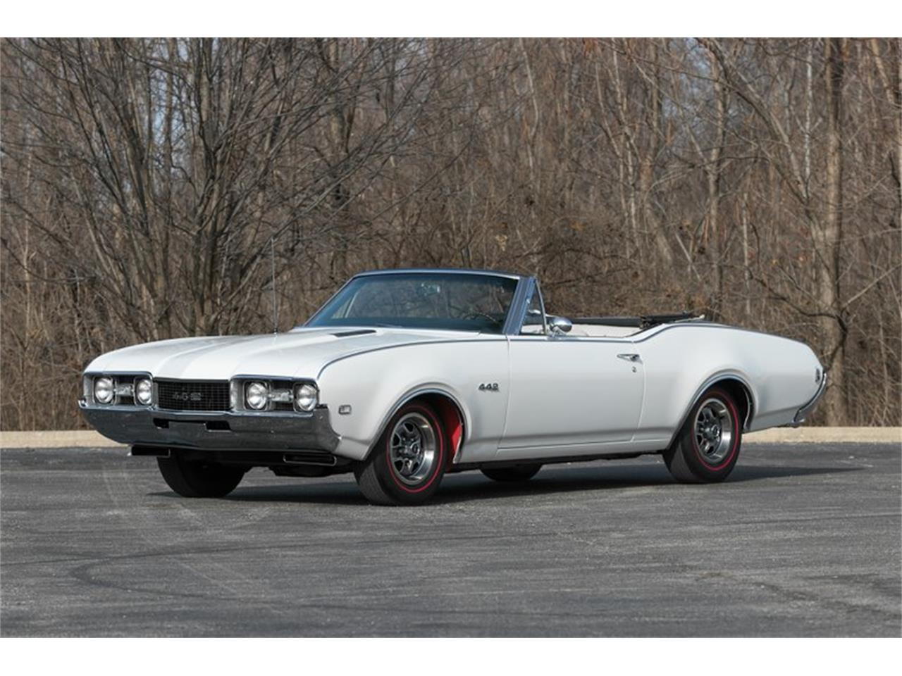 Large Picture of '68 442 Offered by Fast Lane Classic Cars Inc. - PH8S