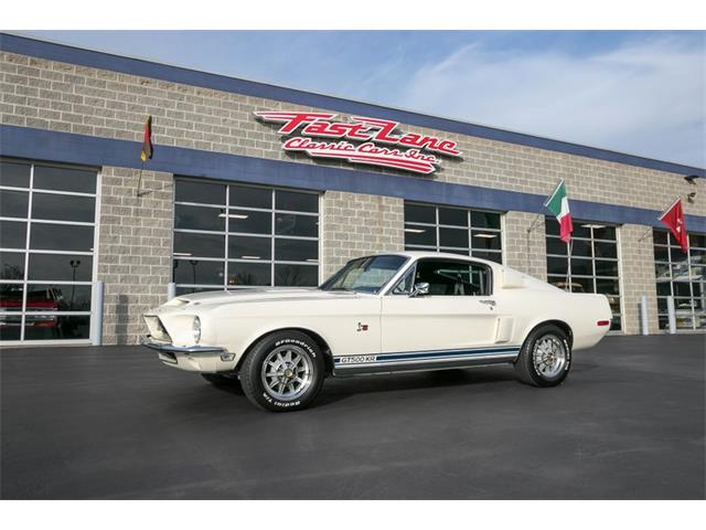 Picture of 1968 Shelby GT500 located in St. Charles Missouri Offered by  - PH8X