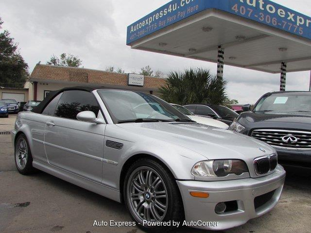 Picture of 2002 BMW M3 located in Orlando Florida - PH8Y