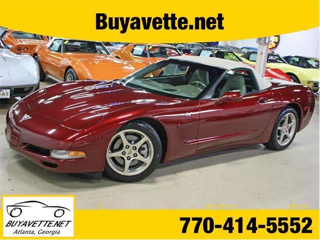 Picture of '03 Corvette - PH90
