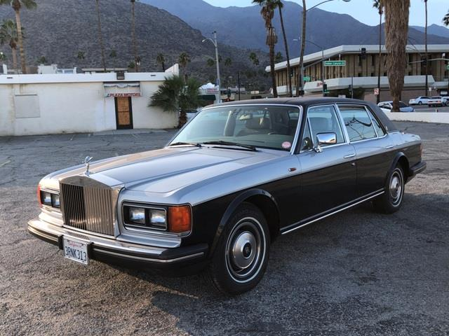 Picture of '85 Rolls-Royce Silver Spur Auction Vehicle - PB64
